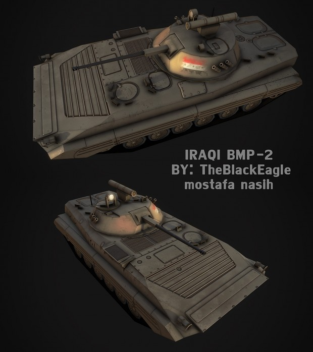 trying different types of render with bmp-2