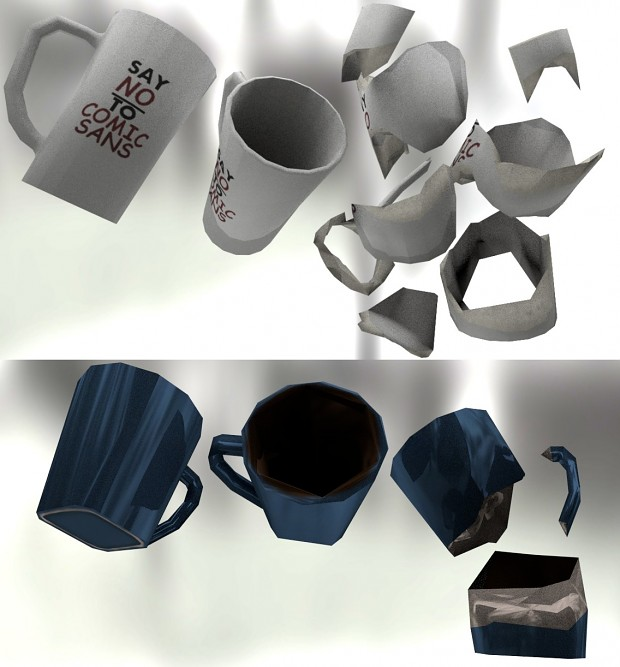 Some Mugs