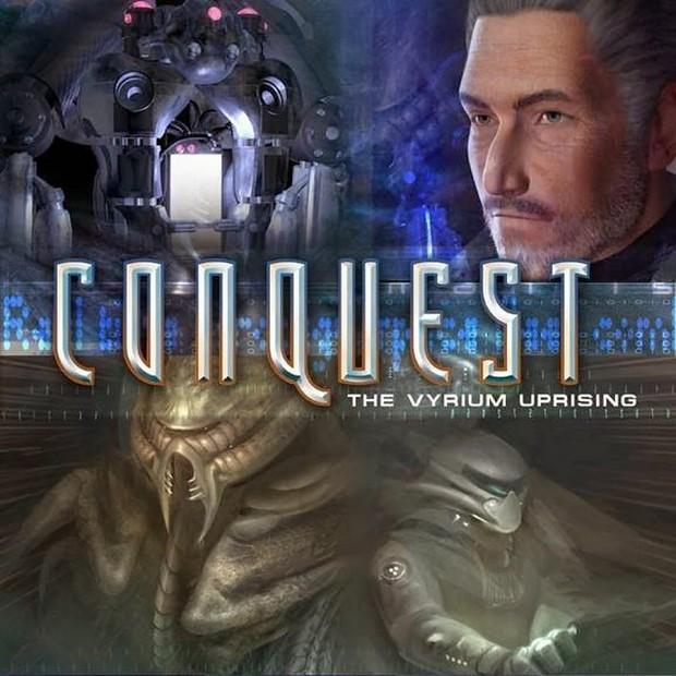 Conquest: Vyrium Uprising Art