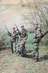 63rd Parachute Battalion on Kosovo 1999