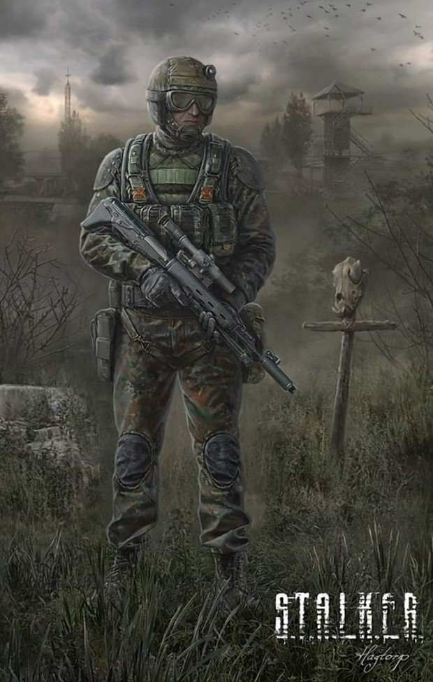 traders image - S.T.A.L.K.E.R. - The Cursed Zone mod for S