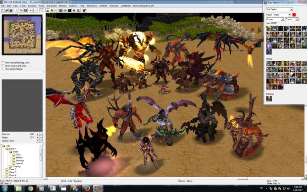 Demon faction beta
