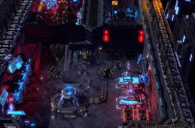 Cyborg mini dungeon