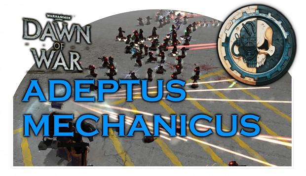 Temporary Adeptus Mechanicus logo