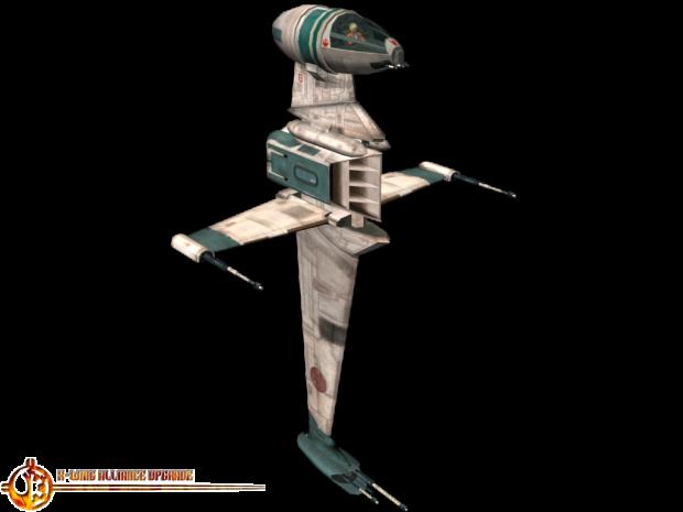 X-Wing Alliance Upgrade project stuff :P