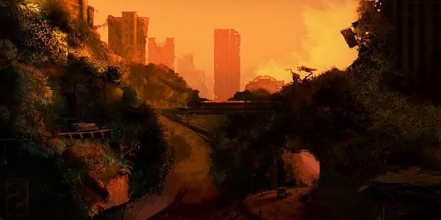 Wasteland 2 - Jungle of Newport