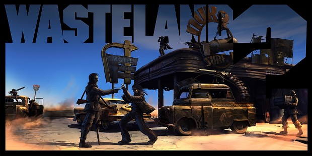 Wasteland 2 - Ready to Drive - Version 1