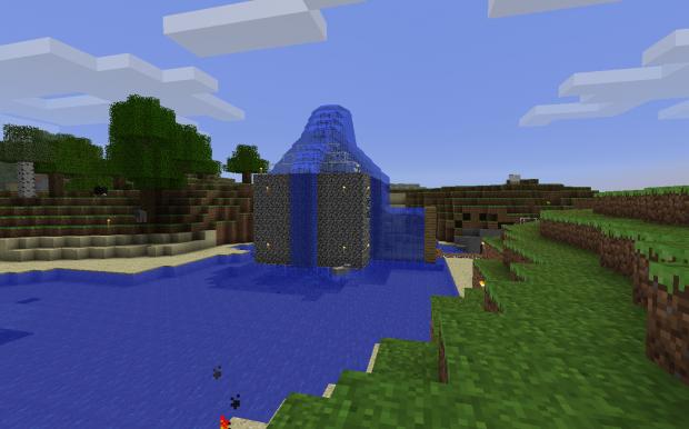 Maison d'eau