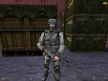 Counter-Strike 1.6 in half-life