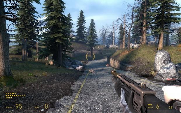 Nice HL2: EP2 screenshot