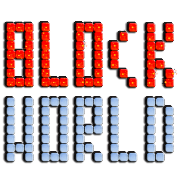 Block World Splash