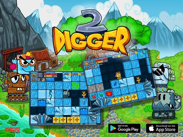 Digger Machine 2