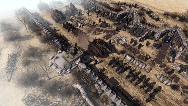 Death Korps of Krieg Diorama