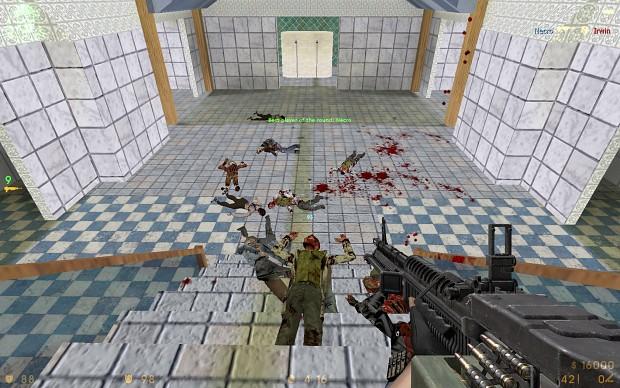 Counter Strike Zombie Attack mod