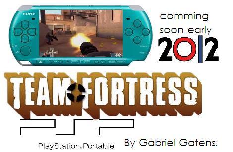 Team Fortress PSP