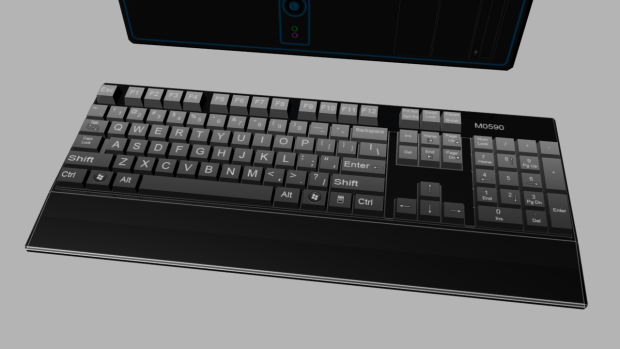 Keyboard WIP