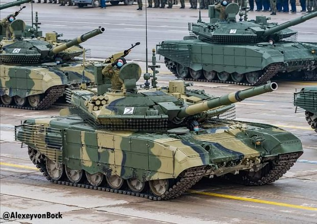 T-90M- New standard tank for Russian Army