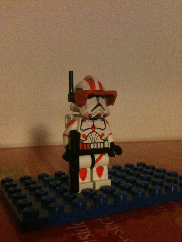 Commander Cody redone