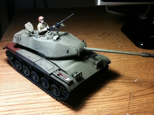 M-41 Walker Bulldog