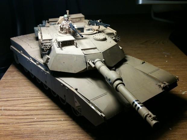A1M1 Abrams