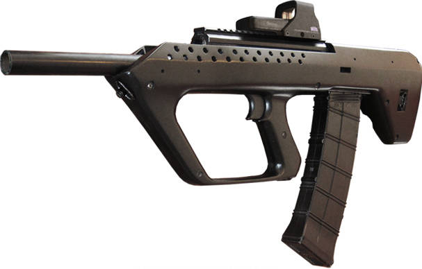 Shotgun Saiga 12-Stock Bull-System