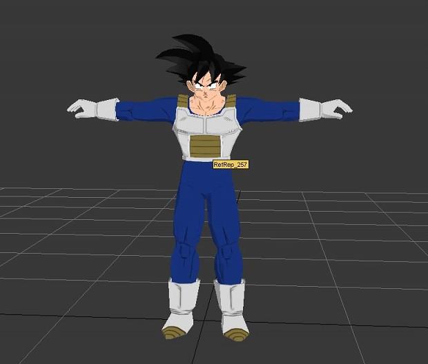 Goku Espace