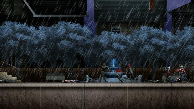 The Dead Walk - Screenshots (Feb 2012)