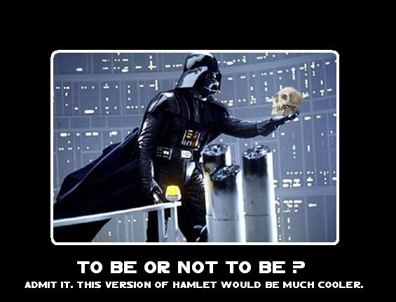 To be or not to be a Sith