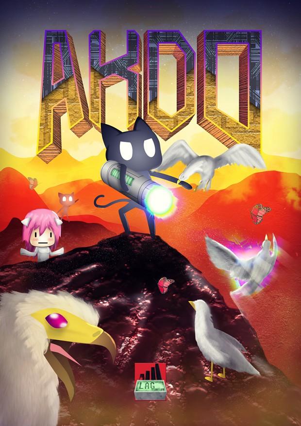 AKDO Doom Poster