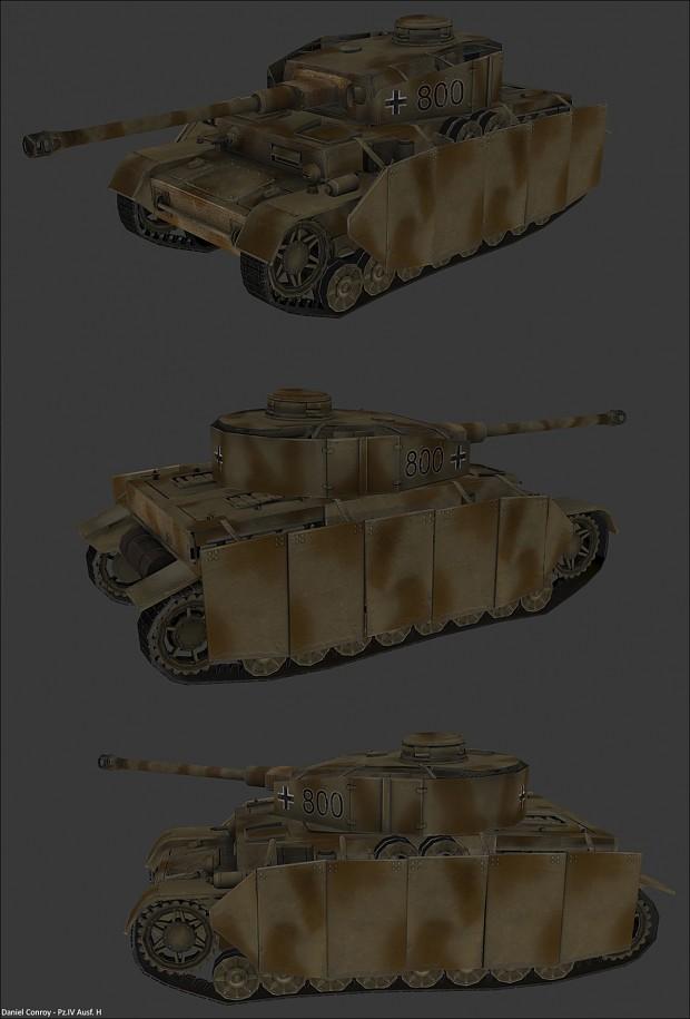Pz.IV Ausf. H