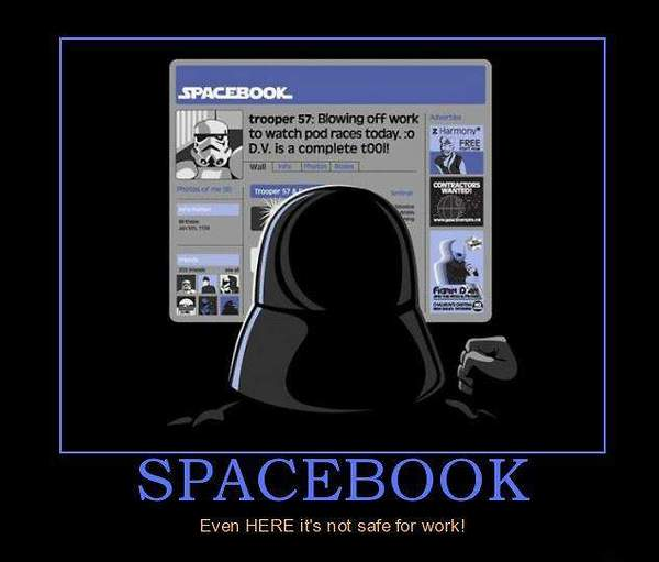 Facebook in all galaxies