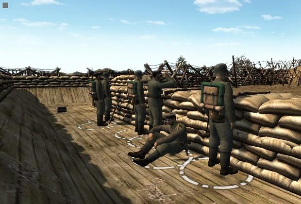 First World War (developing)