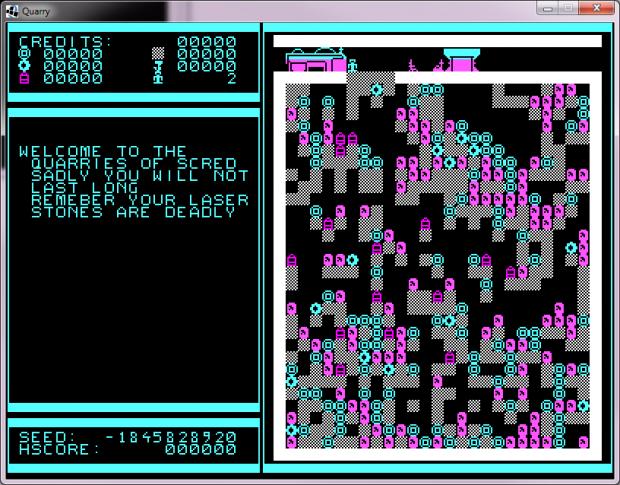 Quarries of Scred - CGA 002