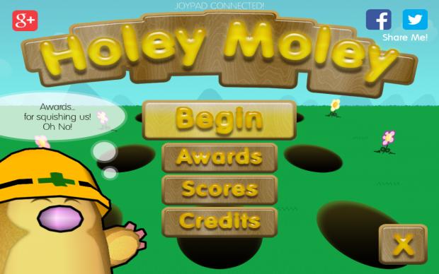 Holey Moley Screenshots