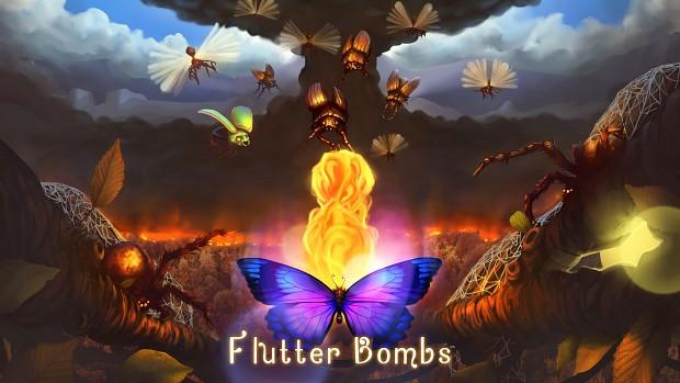 Flutter Bombs - Title Image