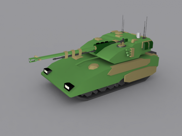 Textured Artillery