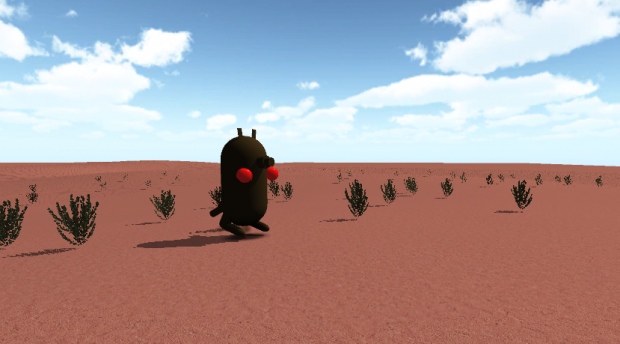 Kangaroo Simulator Screenshot