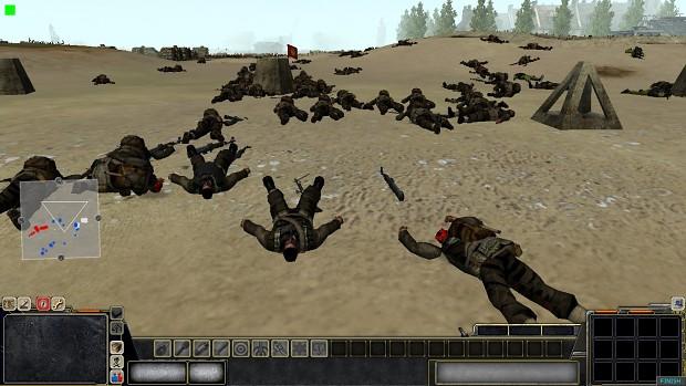 Battle of chaos beach