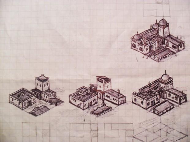 Moar pen drawings