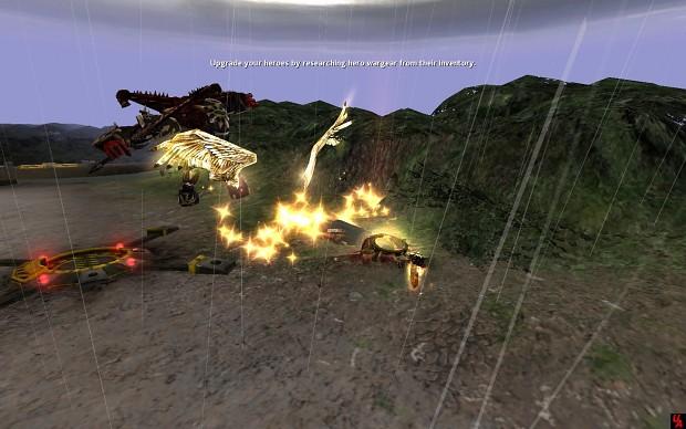 Daemon Prince sync killing a Living Saint