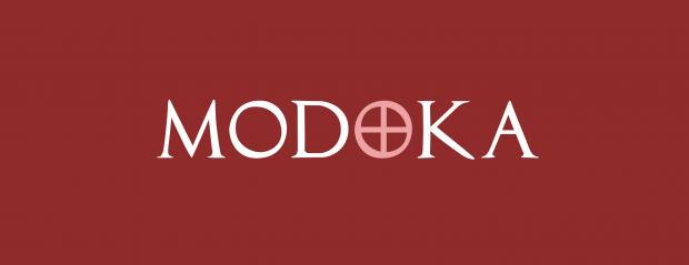 modoka studios entertainment red logo