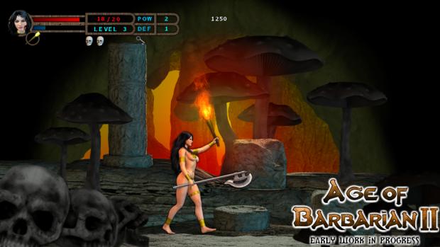 Age of Barbarian 2 - INDIEGOGO - ingame sshot-1