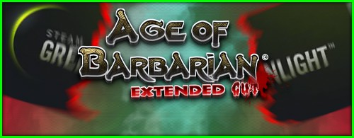 Age of Barbarian Steam Greenlight