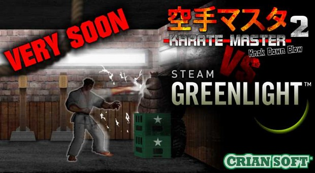 KARATE MASTER Knock Down Blow 2 - Steam