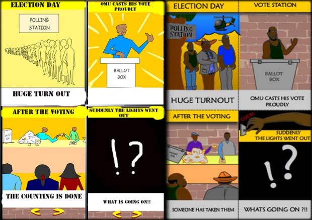 EVOLUTION OF ELECTION THIEF