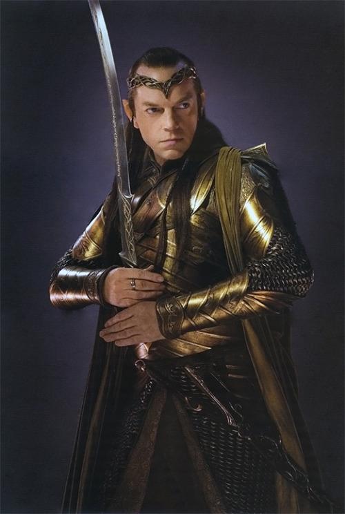 Elrond Dol Guldur armour