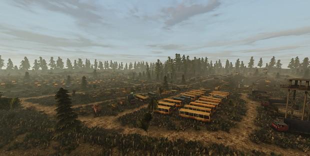 Truck Cemetery (Killing Floor 2) UE3