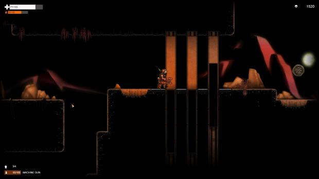 Orange Moon screenshots