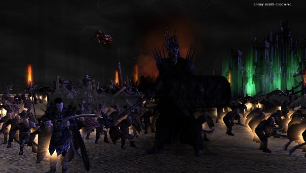 the return of the dark enemy
