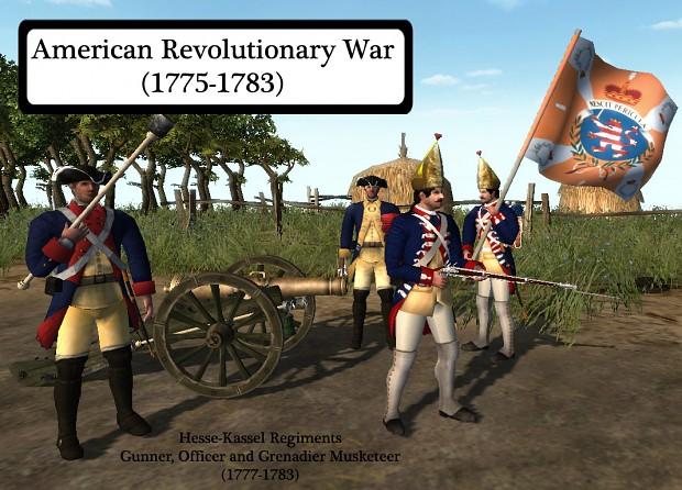 Hesse-Kassel Regiments (1777-1783)